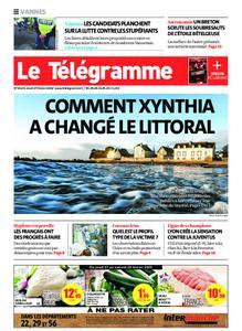 Le Télégramme Vannes – 27 février 2020