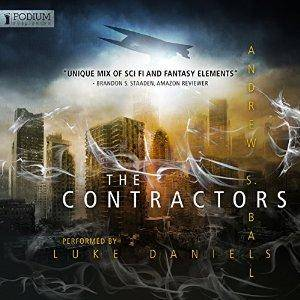 Contractor: The Contractors, Book 1 by Andrew S. Ball