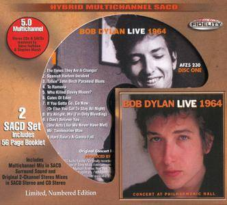 Bob Dylan - Bootleg Series Vol. 6: Live 1964 (2004) [Audio Fidelity 2016] PS3 ISO + Hi-Res FLAC