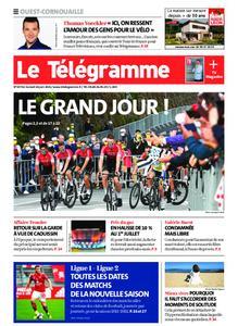 Le Télégramme Ouest Cornouaille – 26 juin 2021