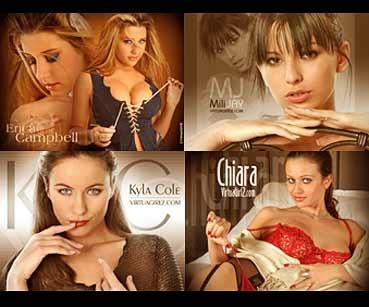 VirtuaGirls Wallpapers - Beautiful Girls