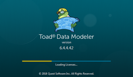 Toad Data Modeler 6.4.4.42 / 6.4.4.29