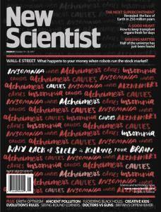 New Scientist - October 14, 2017