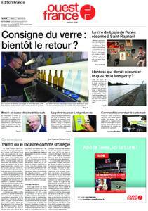 Ouest-France Édition France – 01 août 2019