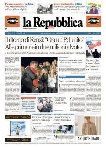 la Repubblica - 1 Maggio 2017