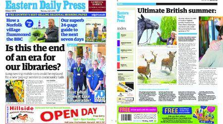 Eastern Daily Press – July 05, 2018