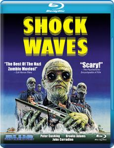 Shock Waves (1977) + Extras [w/Commentary]