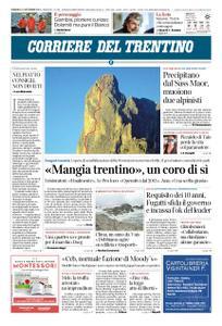 Corriere del Trentino – 15 settembre 2019