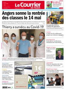 Le Courrier de l'Ouest Angers – 05 mai 2020