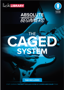 Absolute Beginners CAGED System
