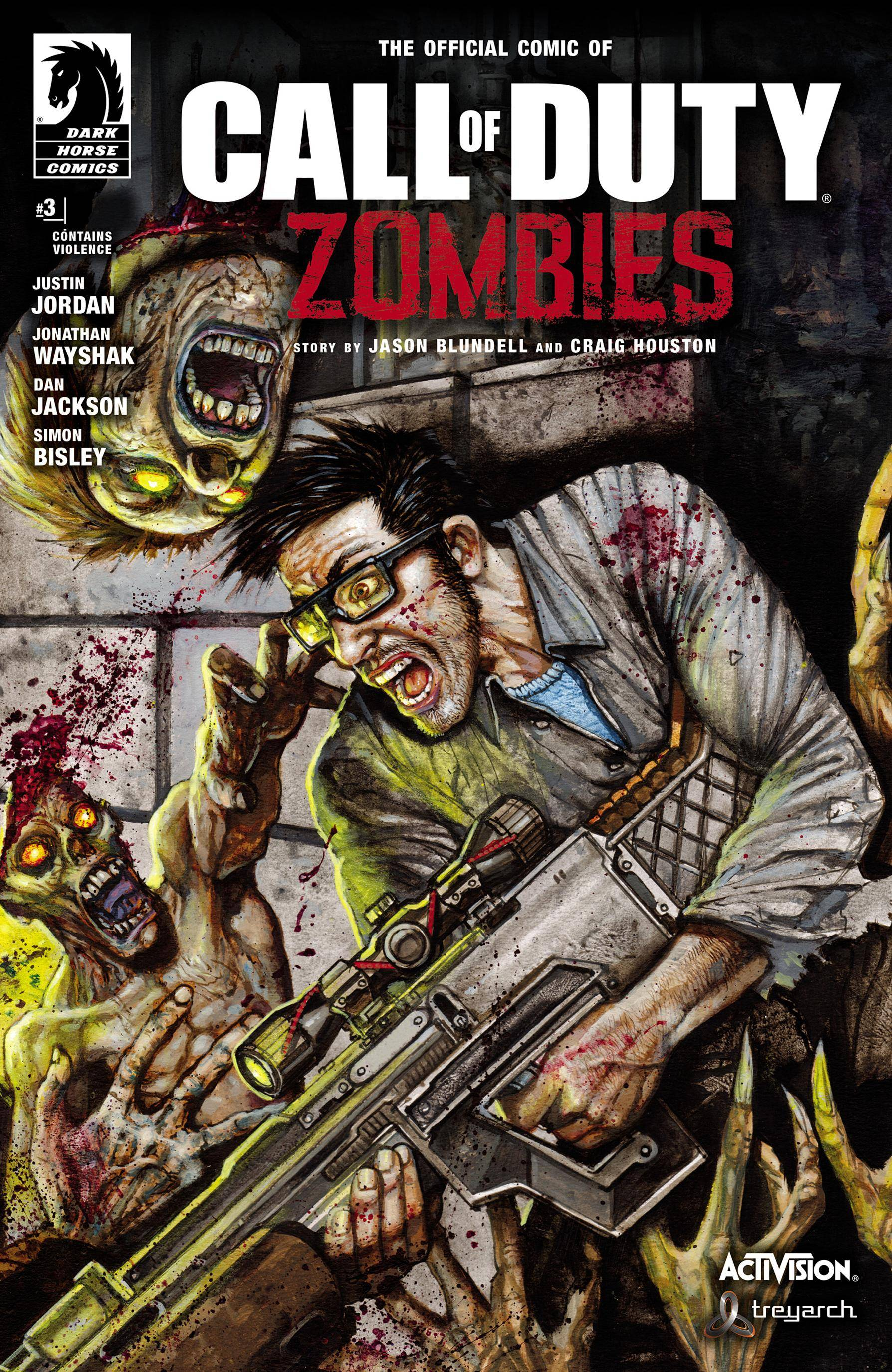 Call of Duty - Zombies 003 2017 digital Son of Ultron-Empire