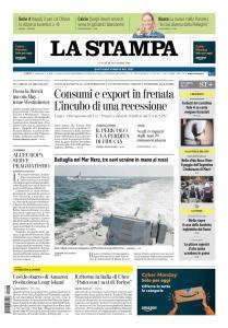 La Stampa Imperia e Sanremo - 26 Novembre 2018