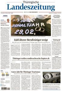 Thüringische Landeszeitung – 29. Februar 2020