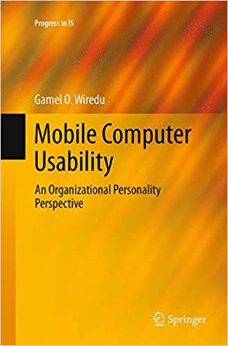Mobile Computer Usability: An Organizational Personality Perspective (Repost)