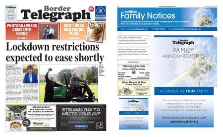 Border Telegraph – May 27, 2020
