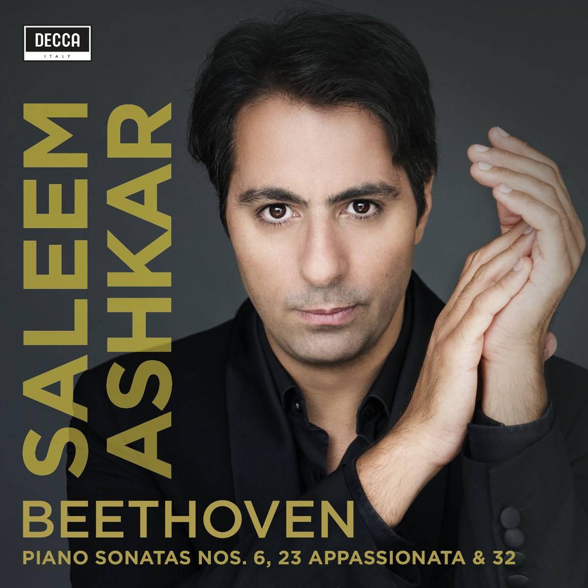 Saleem Ashkar - Beethoven: Piano Sonatas Nos. 6, 23 and 32 (2018)