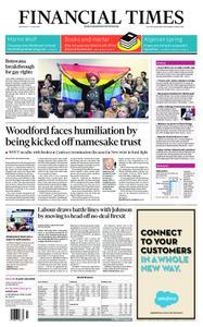 Financial Times UK – June 12, 2019