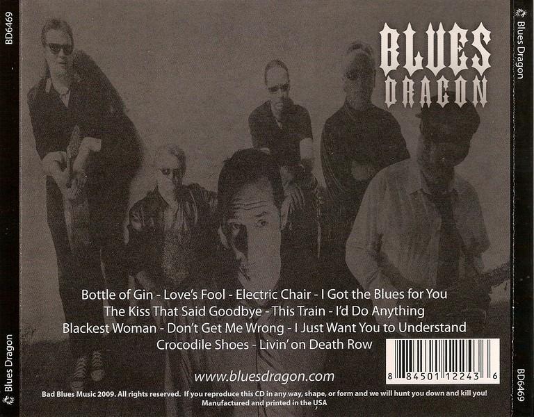 Blues Dragon - Blues Dragon (2011)