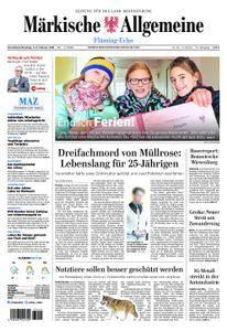 Märkische Allgemeine Fläming Echo - 03. Februar 2018
