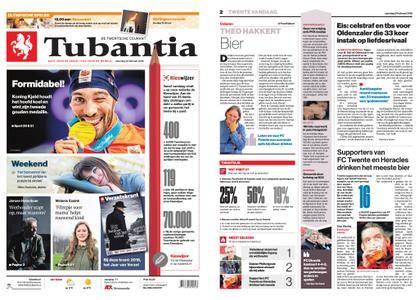 Tubantia - Enschede – 24 februari 2018