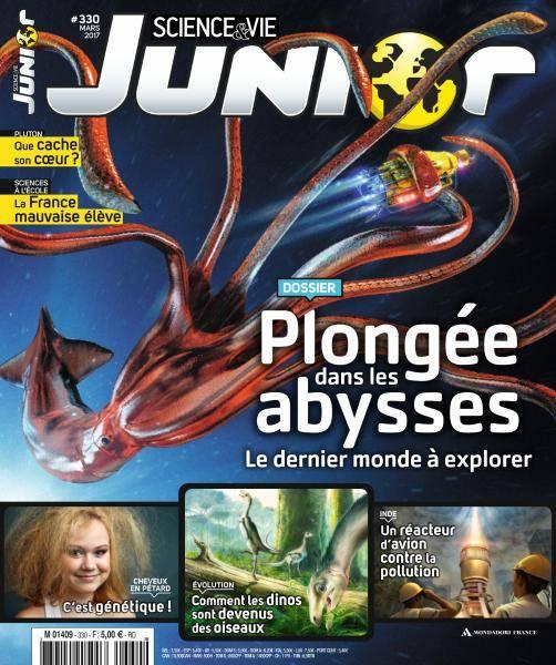 Science Vie Junior - Mars 2017