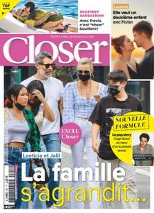 Closer France - 03 septembre 2021