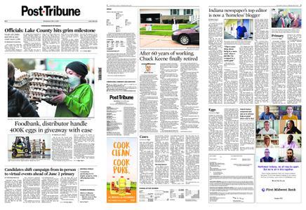 Post-Tribune – May 06, 2020