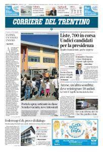 Corriere del Trentino – 21 settembre 2018