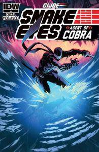 G I Joe Snake Eyes - Agent of Cobra 03 of 05 2015 digital