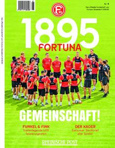 1895 Fortuna – August 2019