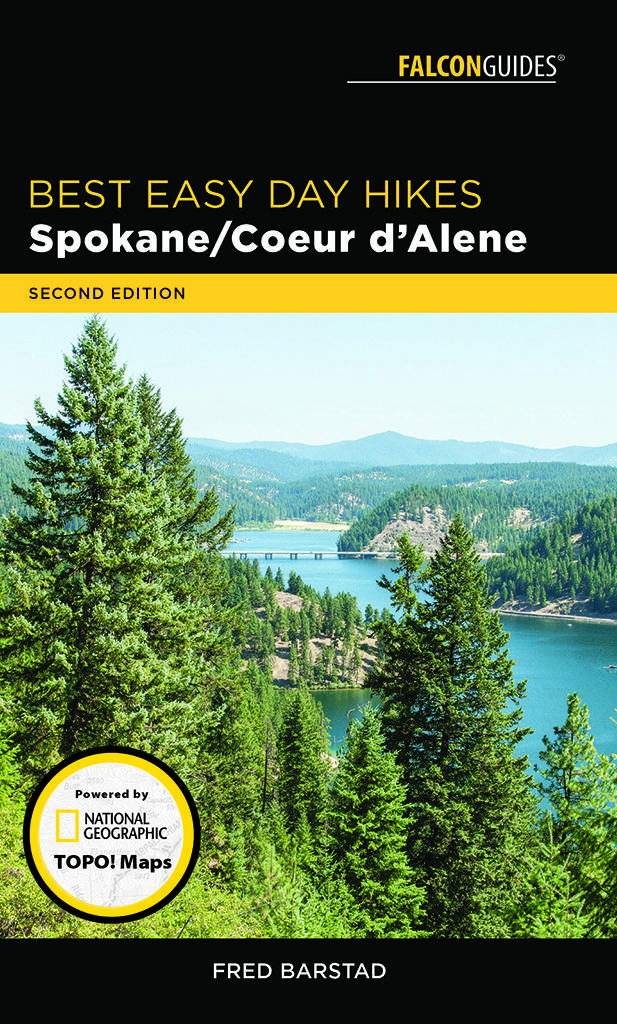 Best Easy Day Hikes Spokane/Coeur d'Alene (Best Easy Day Hikes Series), 2nd Edition