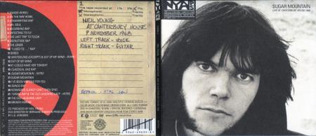 Neil Young - Sugar Mountain: Live At Canterbury House 1968 (2008)