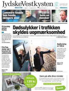 JydskeVestkysten Billund – 17. september 2019