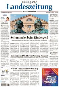 Thüringische Landeszeitung – 15. November 2019