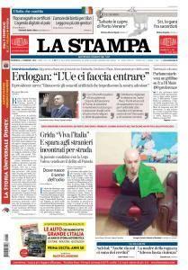 La Stampa Torino Provincia e Canavese - 4 Febbraio 2018