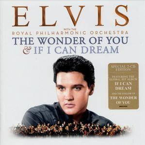 Elvis Presley with The Royal Philharmonic Orchestra - The Wonder Of You & If I Can Dream (2016) {Special Edition}
