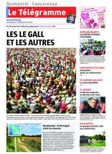 Le Télégramme Concarneau – 19 mai 2019
