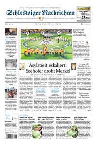 Schleswiger Nachrichten - 15. Juni 2018