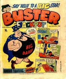 Buster 1101 1982-02-13