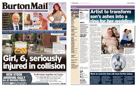 Burton Mail – September 17, 2019