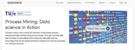 Coursera - Process Mining: Data Science in Action [repost]