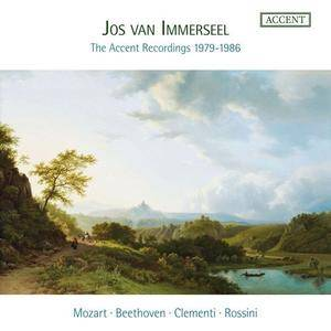 Jos van Immerseel - The Accent Recordings 1979-1986: Mozart, Beethoven, Clementi, Rossini (2015)