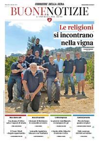Corriere della Sera Buone Notizie – 08 ottobre 2019