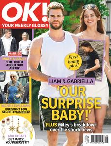 OK! Magazine Australia - April 06, 2020