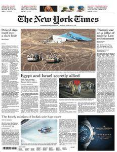 International New York Times - 05 February 2018