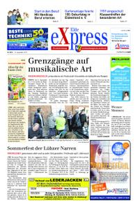 Elde Express - 18. September 2019