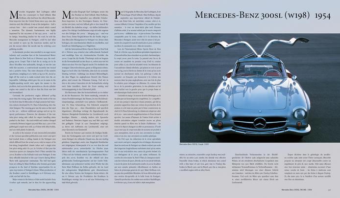 Mercedes-Benz - Geschichte einer Marke - History Of A Make - 1886-2004