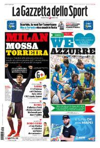 La Gazzetta dello Sport – 15 giugno 2019