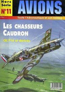 Les Chasseurs Caudron: CR.714 et Derives - Avions Hors-Serie №11 2002 (repost)