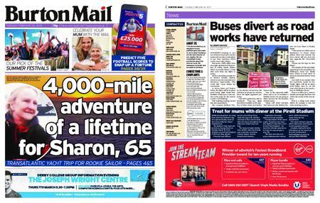 Burton Mail – February 26, 2019